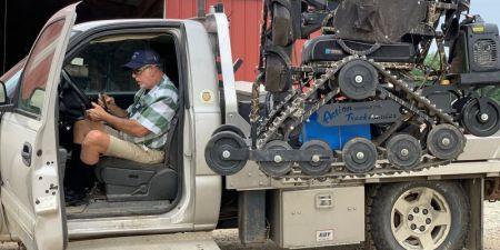 'Technology, temporary help keep farmers on job longer
