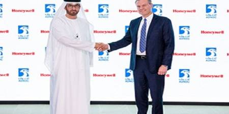 'ADNOC selects Honeywell technology to improve operations