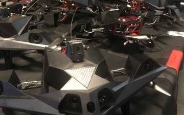 'Autonomous drone racing developing technology of the future