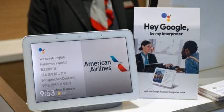 'American Airlines offers real-time translation technology in LAX lounges