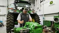 'John Deere partners with Garden City to offer free college to tech students