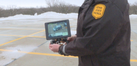 'Iowa State Patrol using new technology that helps investigate fatal crashes