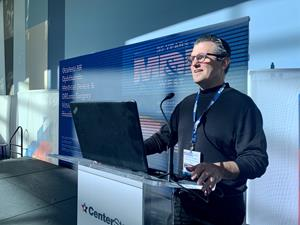 'Ocutrx Vision Technologies COO Details Impact of Wearables on the Healthcare Industry at Medical Design & Manufacturing West Conference