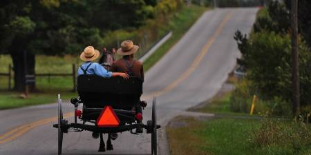 'To learn how to practice humane technology, look to the Amish